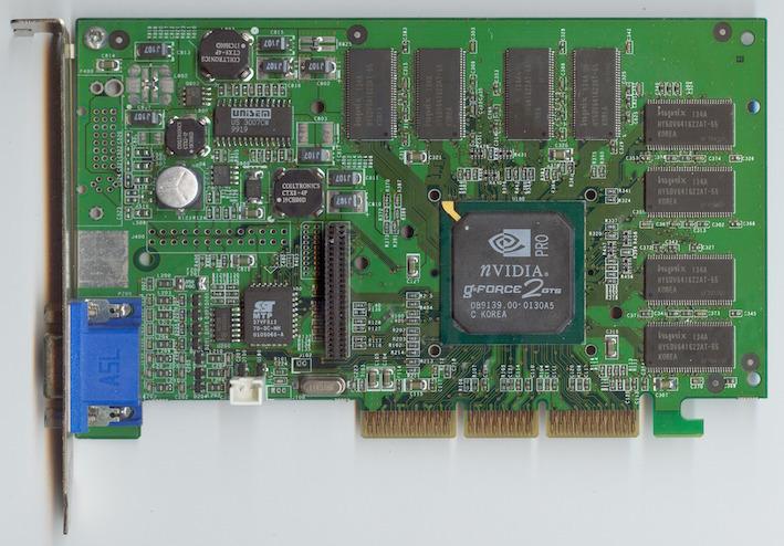 Развитие видеокарт в 2000-х годах - 3