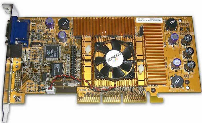 Развитие видеокарт в 2000-х годах - 8