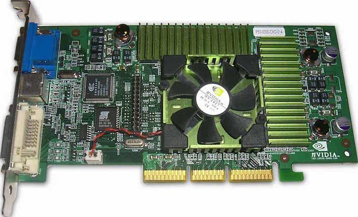 Развитие видеокарт в 2000-х годах - 9