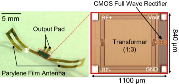 Японцы сделали устройство для беспроводной передачи электроэнергии в мозг - 2