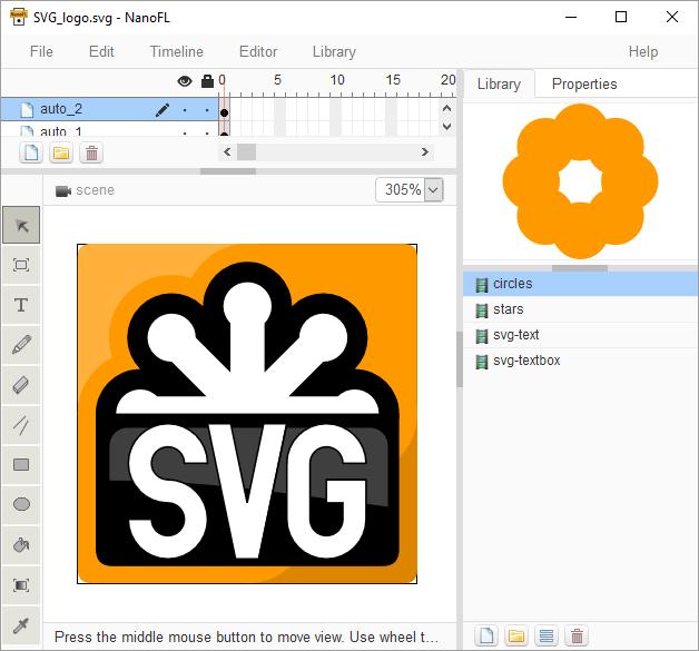 SVG-файлы изнутри и вывод векторных изображений на canvas «вручную» (ч.1) - 1