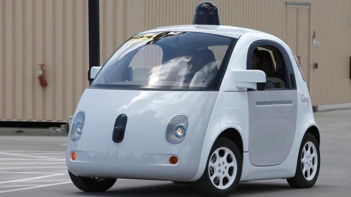 Компьютерам Google разрешили получать водительские удостоверения - 1