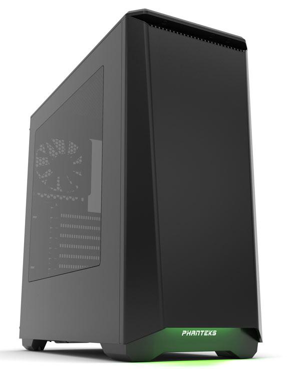 Корпус Phanteks Eclipse P400 стоит $80, Eclipse P400S — $90