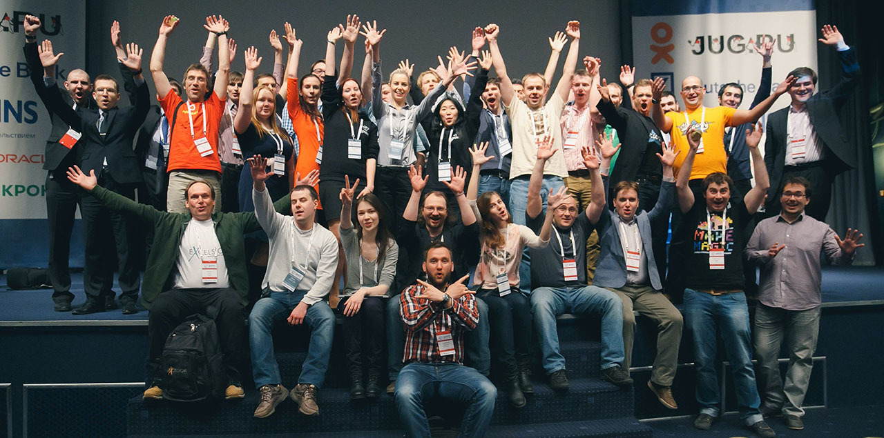 Новая Java-конференция от JUG.ru в Новосибирске - 2