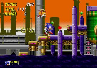 Обзор физики в играх Sonic. Часть 2: бег - 1