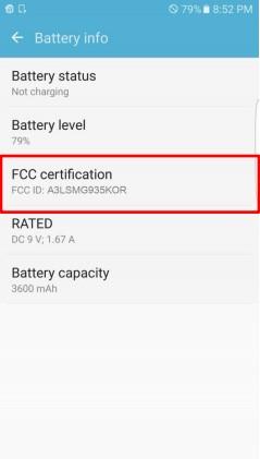 Смартфон Samsung Galaxy S7 edge получит аккумулятор ёмкостью 3600 мА·ч