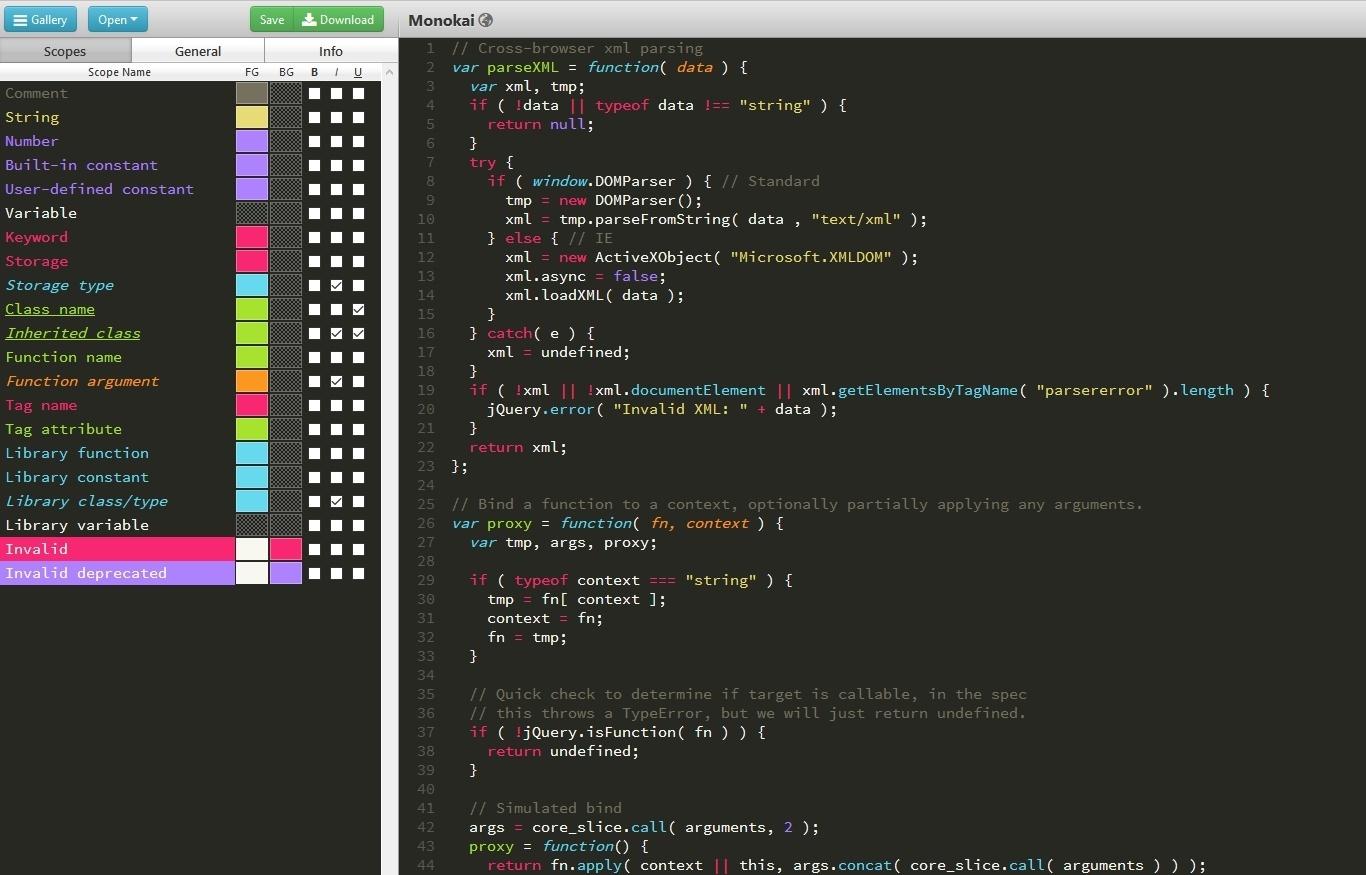 Создание своей темы для Visual Studio Code - 1