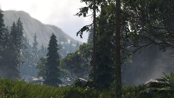 Amazon представила новый бесплатный игровой движок Lumberyard - 1
