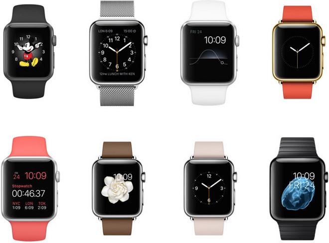 Apple ищет нового сотрудника для работы над циферблатами для часов