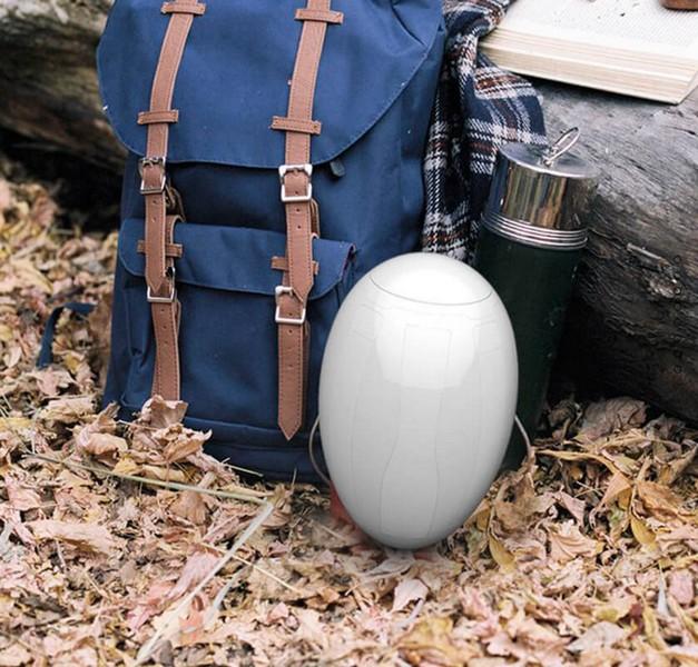 Powervision Robot PowerEgg — уникальный дрон в виде яйца