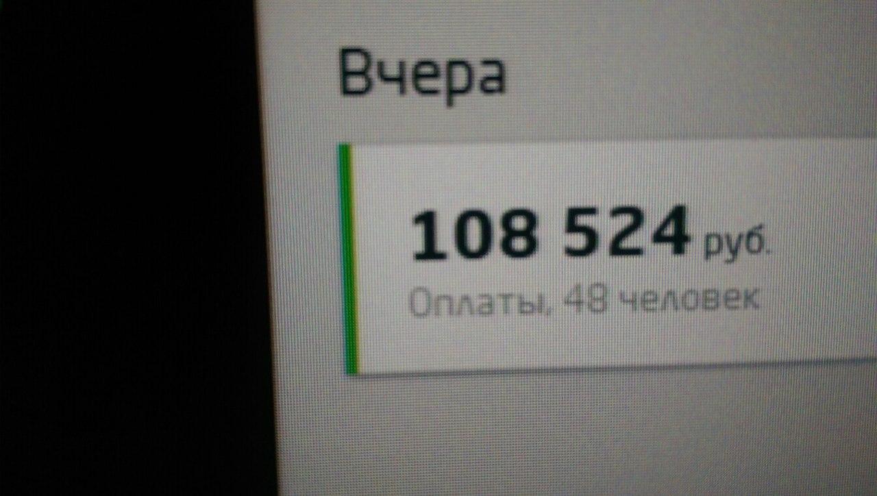 История о том, как мы вышли на 108 524 рублей в день без вложений - 4