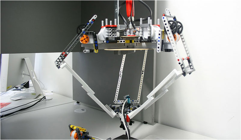 Дельта-робот