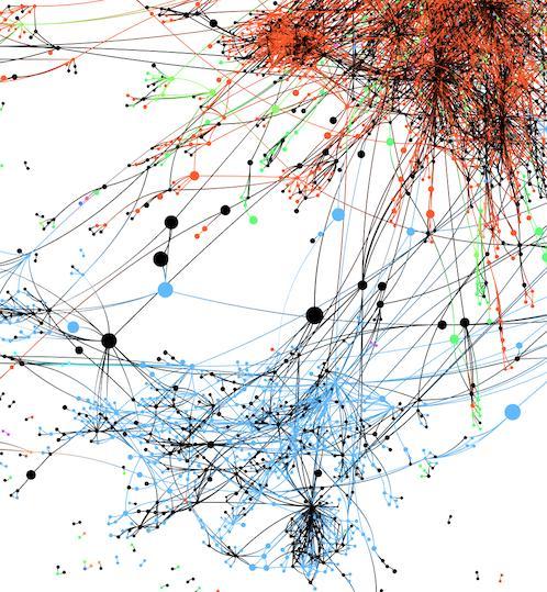 Математики построили карту связей во вселенной «Звездных войн» - 3