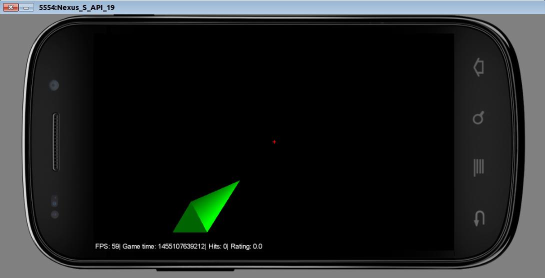 Простейшая 3D игра на libGDX под Android в 200 строк кода - 6