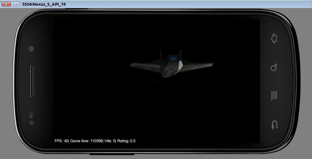 Простейшая 3D игра на libGDX под Android в 200 строк кода - 1