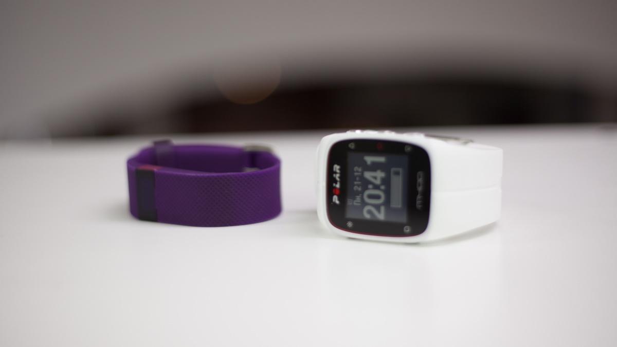 Спорт vs фитнес: Fitbit Charge HR и Polar M400 - 3