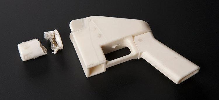 Топ 10 самых странных вещей, напечатанных на 3D-принтере - 18