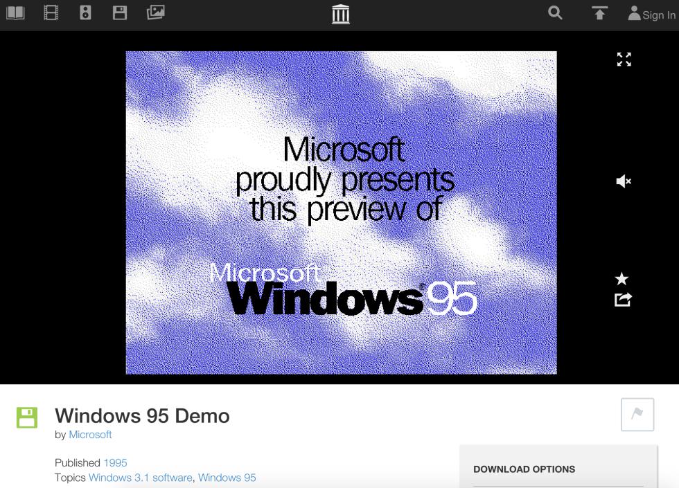 Internet Archive выложил 1500+ программ под Windows 3.1, работать можно прямо в браузере - 3