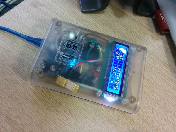 Ещё один способ определения качества воздуха на Arduino — с передачей данных в сеть - 8