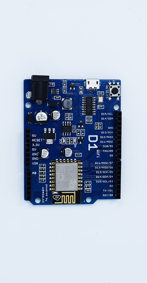 Ещё один способ определения качества воздуха на Arduino — с передачей данных в сеть - 1