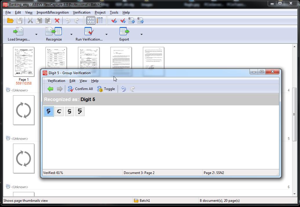 От FineReader к решениям для ввода данных: как начиналось направление DataCapture в ABBYY - 4