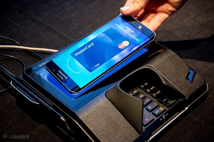 Samsung Pay придёт в  Испанию и Великобританию