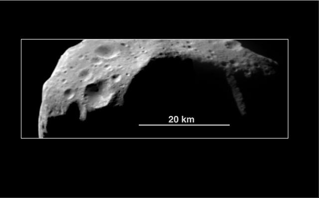 15 лет первому контакту земного аппарата с астероидом - 5