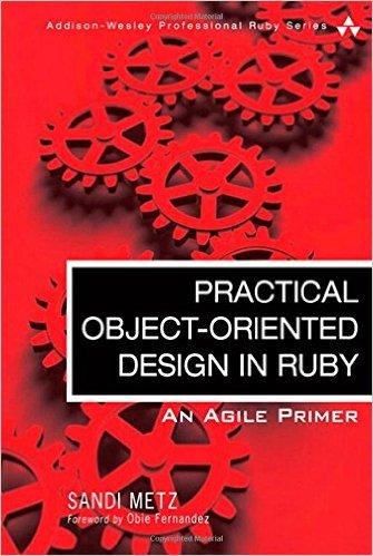 Сэнди Метц и объектно-ориентированное проектирование в Ruby - 1