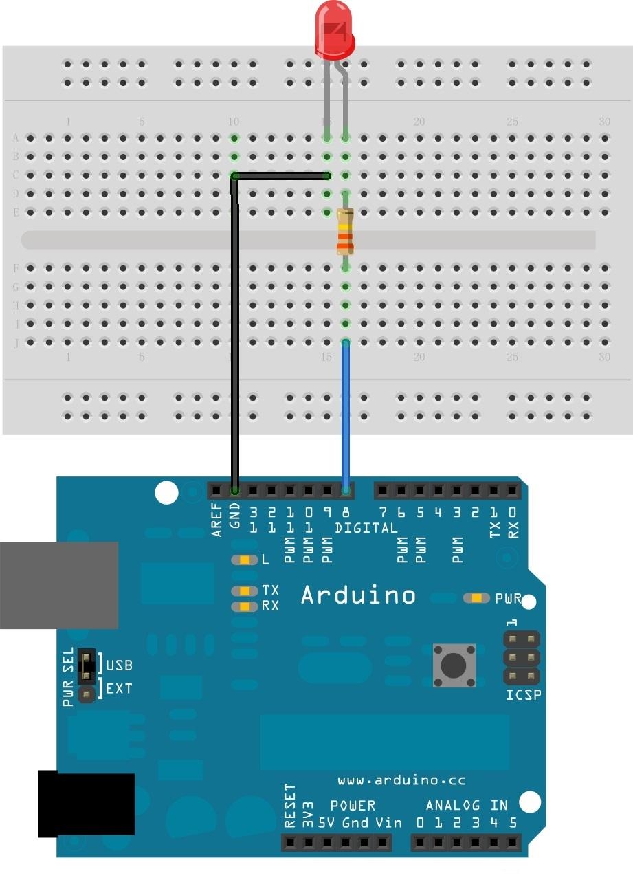 Метеостанция на Arduino с визуализацией данных - 2