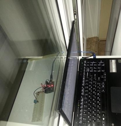Метеостанция на Arduino с визуализацией данных - 5