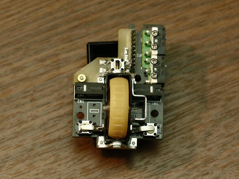 Модернизация мыши — добавление наклонов колеса, замена электроники - 16