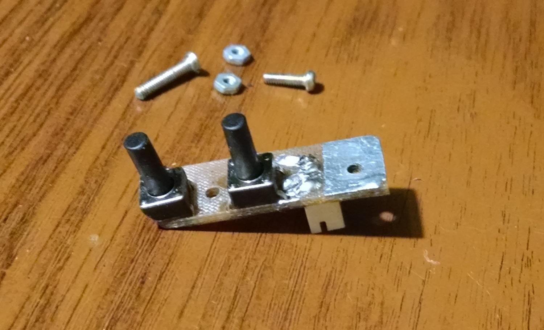 Модернизация мыши — добавление наклонов колеса, замена электроники - 19