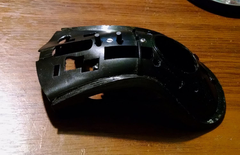 Модернизация мыши — добавление наклонов колеса, замена электроники - 21