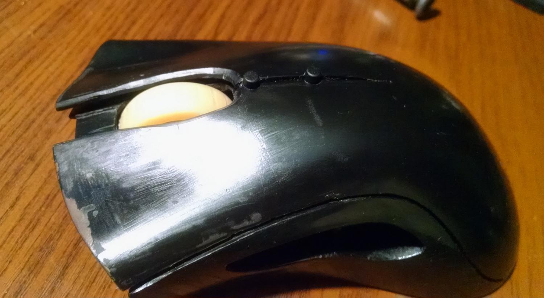 Модернизация мыши — добавление наклонов колеса, замена электроники - 22