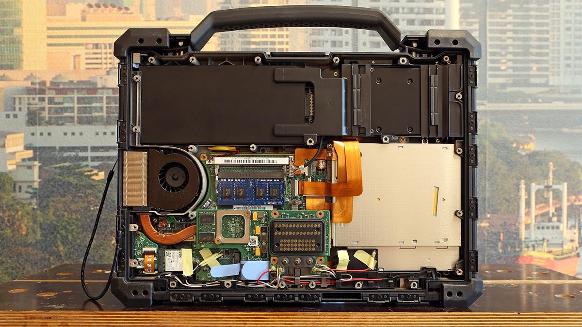 Ноутбук Dell Latitude 14 Rugged Extreme: очень крепкий парень - 28