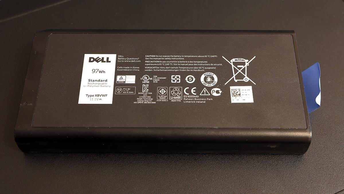 Ноутбук Dell Latitude 14 Rugged Extreme: очень крепкий парень - 29