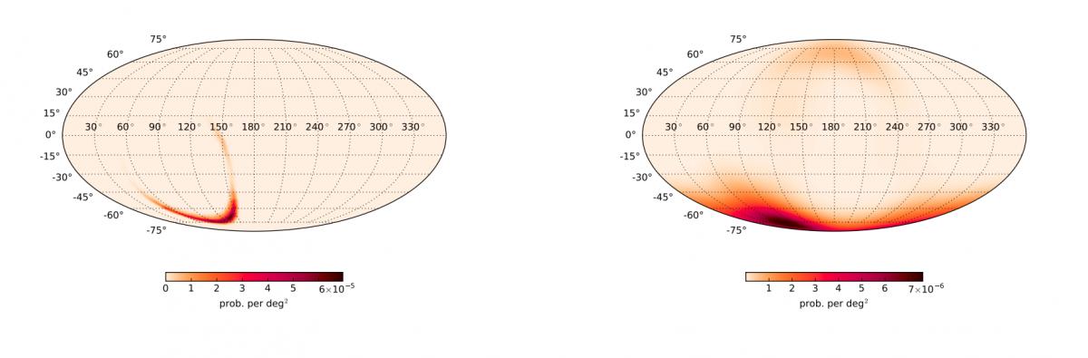 Орбитальный телескоп «Ферми» нашел источник гравитационных волн, обнаруженных LIGO - 1