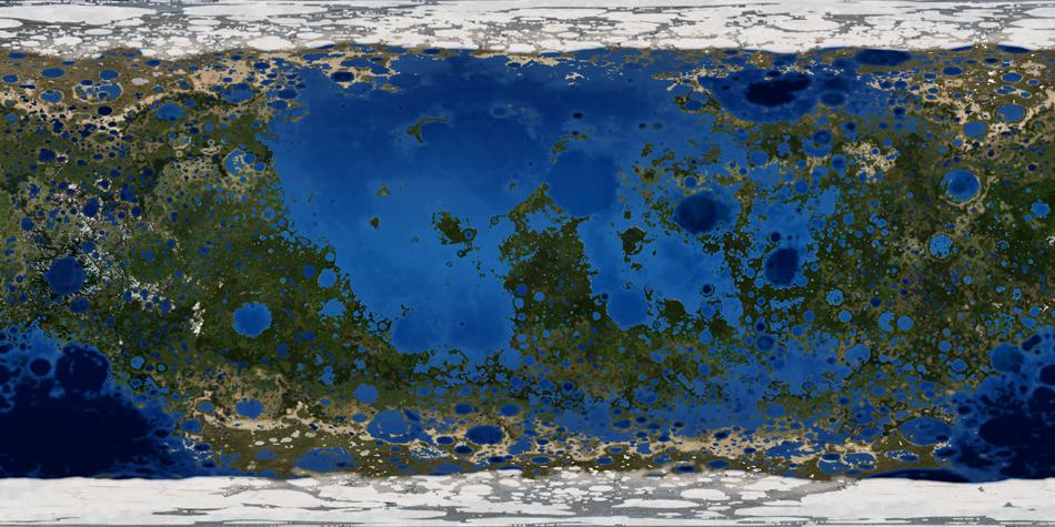 Планета в плену у Земли. Прошлое, настоящее и будущее Луны - 10