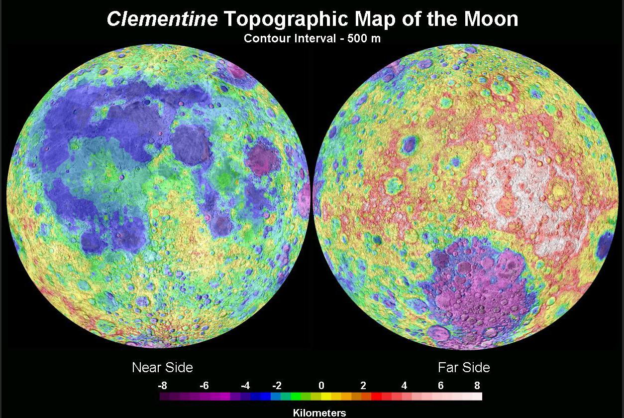Планета в плену у Земли. Прошлое, настоящее и будущее Луны - 3