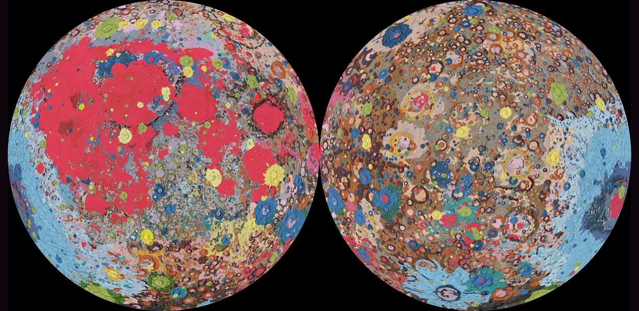 Планета в плену у Земли. Прошлое, настоящее и будущее Луны - 4