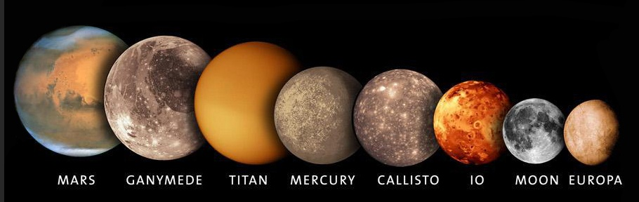 Планета в плену у Земли. Прошлое, настоящее и будущее Луны - 9