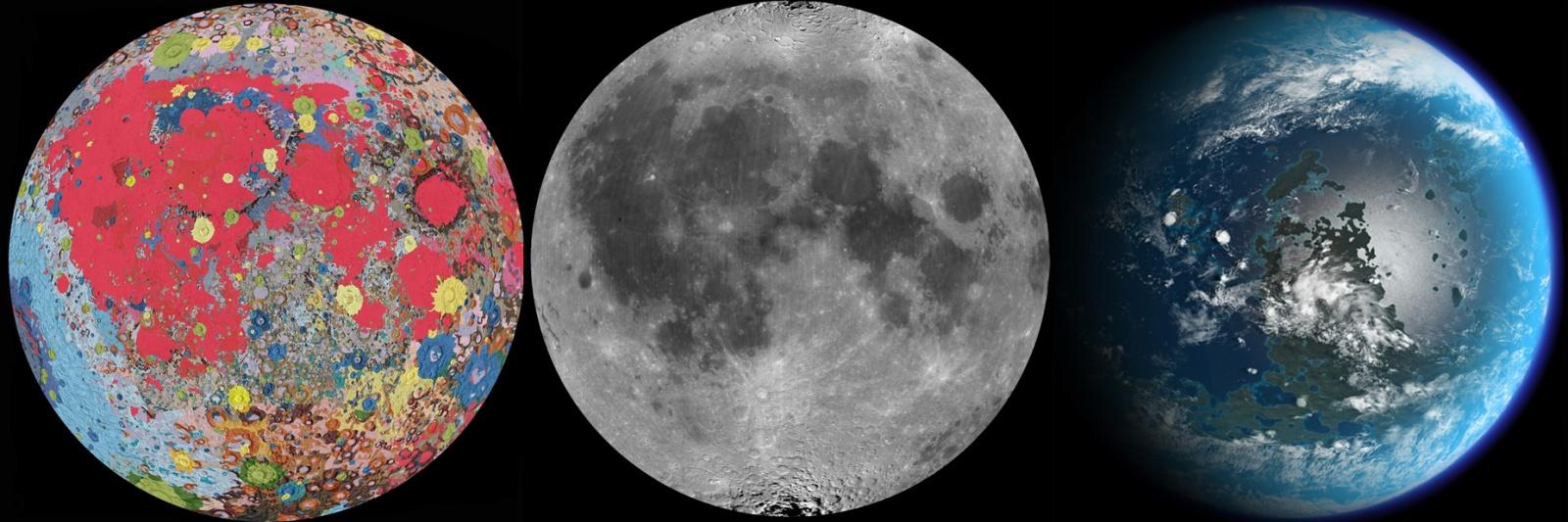 Планета в плену у Земли. Прошлое, настоящее и будущее Луны - 1