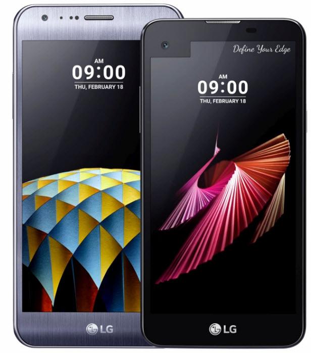 Смартфоны LG X cam и LG X screen получат сдвоенную камеру и вспомогательный дисплей соответственно