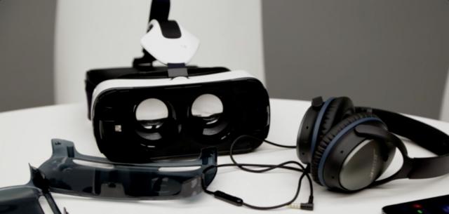 Google работает над полноценной гарнитурой VR