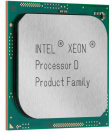 Intel готовит SoC Xeon D-1571