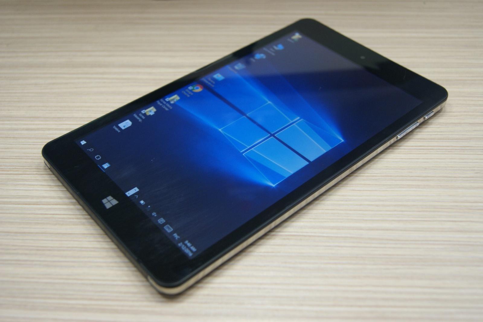 """Обзор бюджетного 8"""" планшета Chuwi Vi8 Plus на Windows 10 за $88 - 2"""