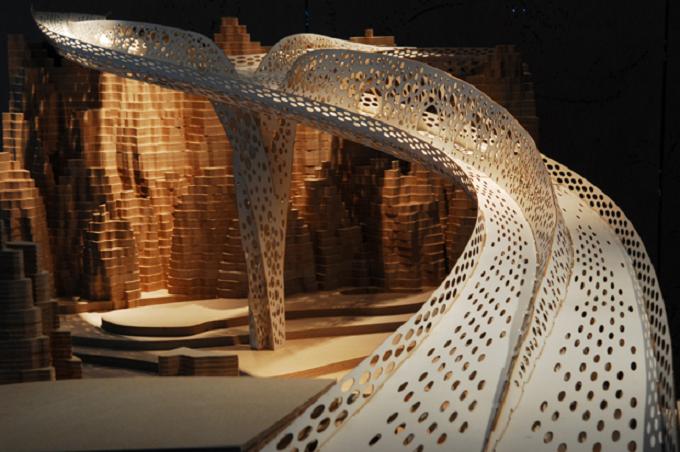 Почему 3D-печать? Архитектура - 4