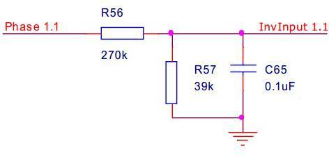 Управление бесколлекторным двигателем по сигналам обратной ЭДС – понимание процесса - 22