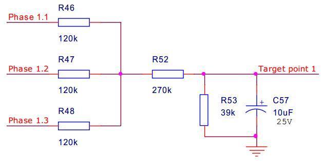 Управление бесколлекторным двигателем по сигналам обратной ЭДС – понимание процесса - 26