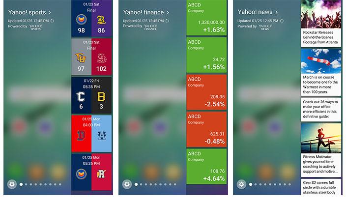 Боковая панель смартфонов Samsung edge расширилась вдвое